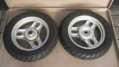 HONDA AF67 Today FI Wheel Set