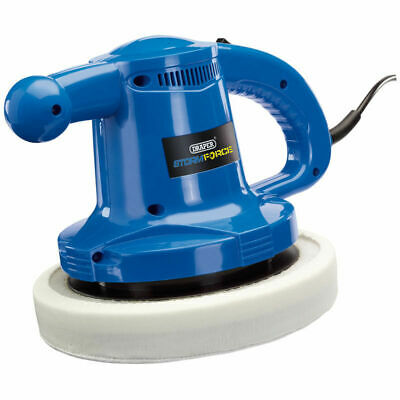 Pulidora Profesional 110W Storm Force® 240mm Polisher