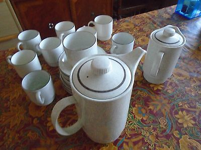 Poole Coffee Set