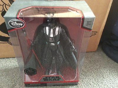 Disney Star Wars Elite, Darth Vader Figure, Brand New In Box, Never Been Opened