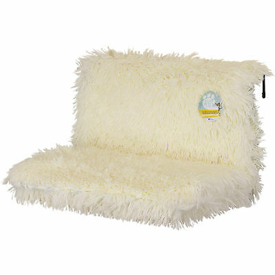 Me & My Furry Cat Radiator Snug Bed Warm Fleece Basket Cradle Hammock Pet Igloo