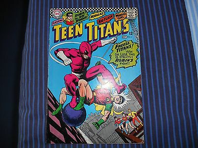 Teen Titans Comic From October 1966 Number 5