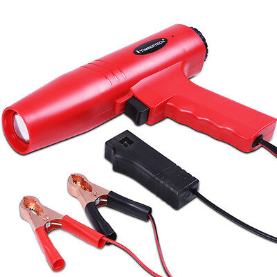 Ignition Timing Light Strobe Pistol Lamp 12V Petrol Engine Car Motorbike Tools