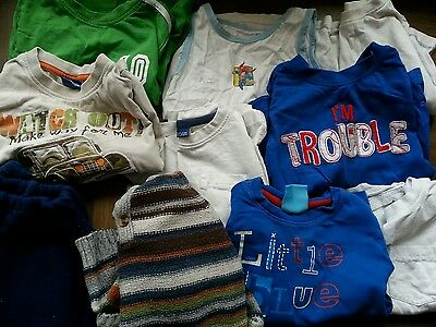 A big boys clothes bundle 2-3 Years old oncl Cherokee items.