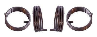3 Coil Door Handle Spring Repair Set Pair of Replacement Lever Round Coil Spring