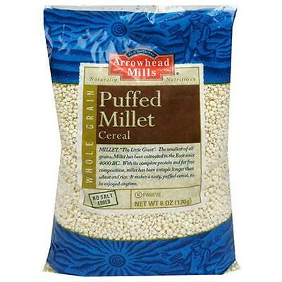 Arrowhead Mills 52031 Puffed Brown Rice Cereal