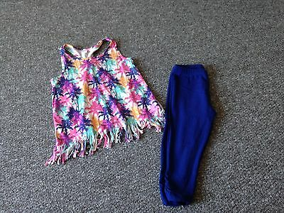 Girls Pretty Outfit Set Age 8 Years From TU