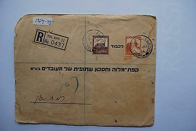 Cover from PALESTINE 1941