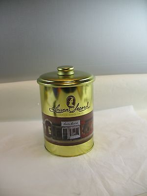 Laura Secord cookie tin