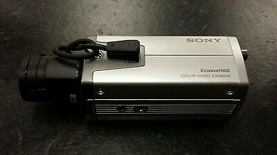 Sony SSC-DC393 CCTV Camera with Pentax 3.5 -8 mm lens