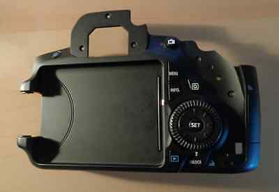 Genuine Canon 60D Digital SLR Back Cover Replacement part with buttons DSLR