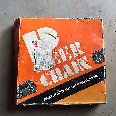 New Peer Chain 60-1R  10' Roller Chain 601R