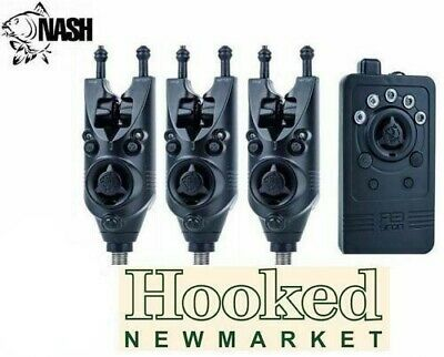 Nash Siren R3 x 3 Alarms + R3 Receiver Set ***ALL COLOUR OPTIONS AVAILABLE***