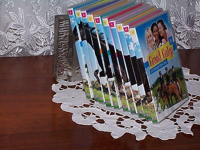 Lot10 Dvd Livres Collection Grand Galop Cheval
