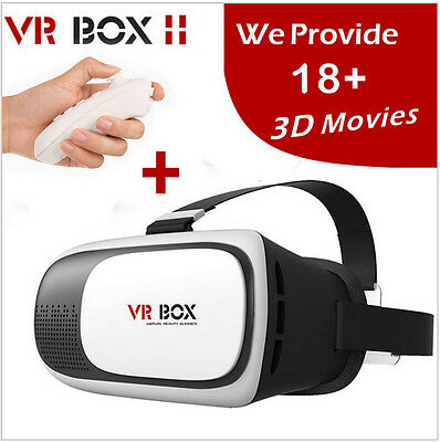 VR BOX Occhiali Virtuali
