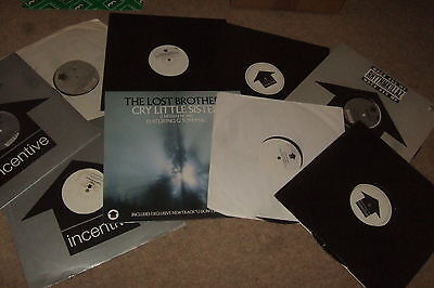 """9 x 12""""   Incentive Records Collection      PROG / TRANCE"""