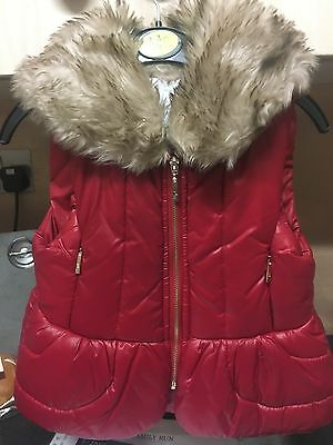 Mayoral Gilet Girls 2 Years Red