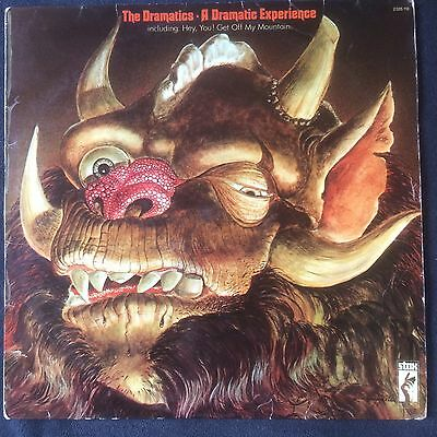 The Dramatics - A Dramatic Experience - Stay Records - Incl. Hey you ! Rar Lp !!