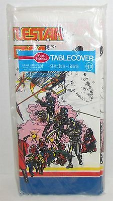 1978 Battlestar Galatica Tablecover MIP (Pioneer Products)
