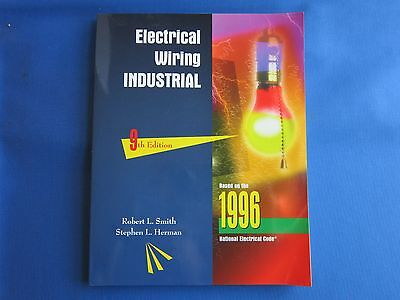 Electrical Wiring Industrial Based On 1996 National Electrical Code Paperback