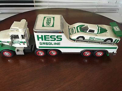 1988 Hess Truck and Racer