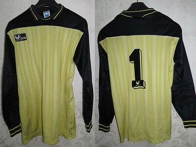 Maglia Jersey Shirt Calcio Football Portiere Goalkeeper Uhlsport N°1 Size Xl Old