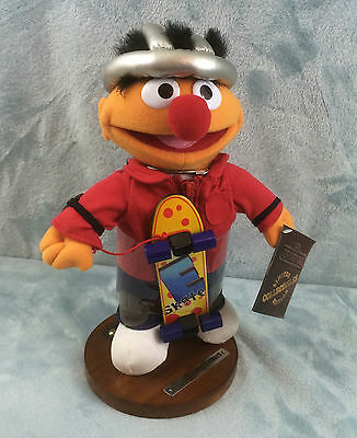 Sesame Street Skater Ernie Sesamstrasse Limited Collectibles Edition (47861)