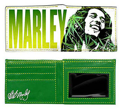 Official Bob Marley - Weed Dreads - Bifold Wallet