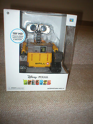 Disney Pixar Interactive Wall-E, Never Opened, Sealed,