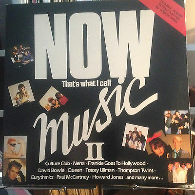 Now That's What I Call Music 2 - Ex+ Double Vinyl Lp
