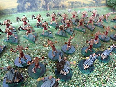1/150 15mm Fantasy Chaos Barbarian Beastmen Army Figures Miniature Wargame