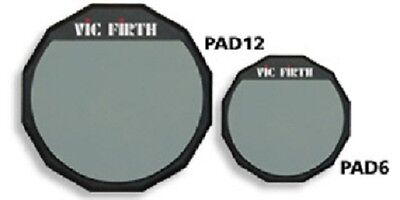Vic Firth Practice Pad. Single, Duel & Split Side Available. Choose from 3 Sizes