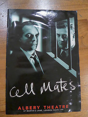 Cell Mates Stephen Fry & Rik Mayall Programme Rare