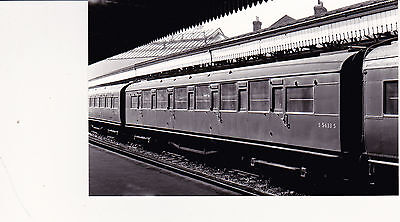 Photo -  Southern Railway Composite Coach No.s5633S