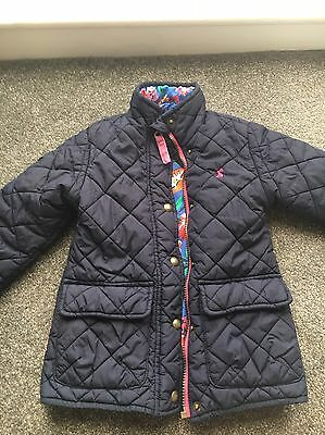 Size 5 Girls Joules Coat