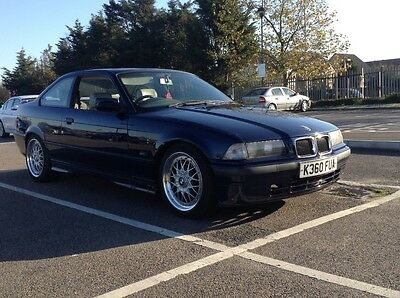 BMW 318is e36 drift track project