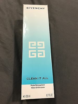 FLUIDO DESMAQUILLANTE BY GIVENCHY 200 Ml
