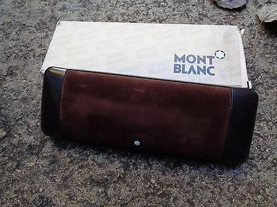 genuine pen holder MONTBLANC with box VINTAGE