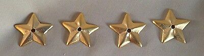 Furniture Hardware French Palace Gold Star Accents Neoclassical Ormolu Decor