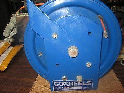 Coxreels SD-35 Static Discharge Reel With 35' Galvanized Cable See Details