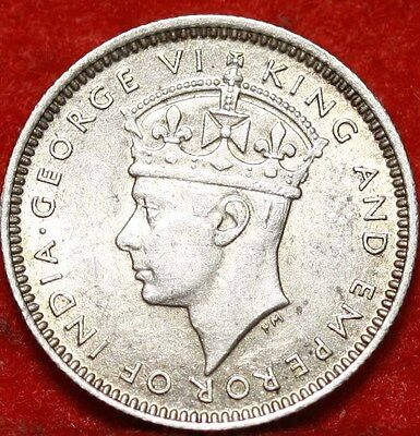 1941 Malaya 10 Cent Foreign Coin Free S/H