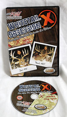 Drury Outdoors Whitetail Obsession X 10 Hunting DVD