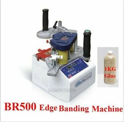 Manual Curve Le-Matic Br500 Bander Edge Banding Machine Woodworking Portable N F