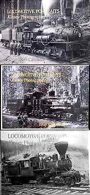 3 Kinsey, Photographer - Railroad Calendars