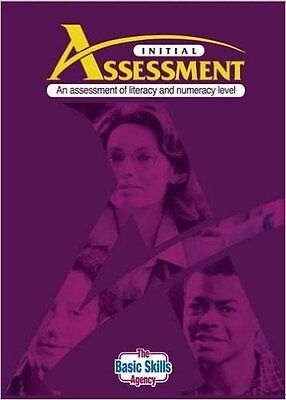 Initial Assessments for Literacy and Numeracy (Basic Skills Agency)