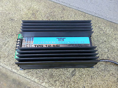 Power supply Tactical Technologies TPS 12-5Si