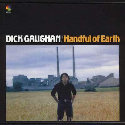 Dick Gaughan - Handful Of Earth (Vinyl LP - 2009 - EU - Original)