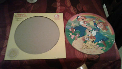 Raggedy Ann & Andy, Happiness Album - Picture Disc Lp