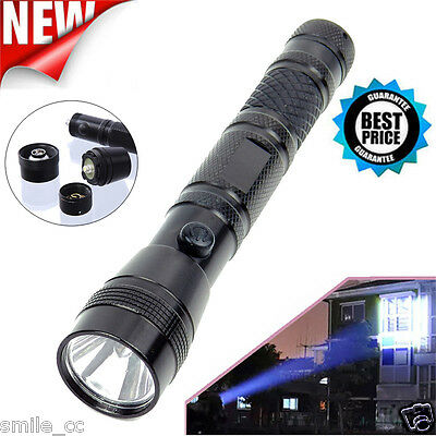 3W Mini Portable Super Bright AA LED Flashlight Military Grade Torch Light Lamp