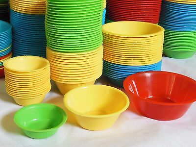 Puto Pichi-Pichi Rice Cake Kutsinta Plastic Molds Steaming Cups S M L Sizes NEW